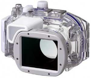 Panasonic DMW-MCTZ20 Underwater Marine Case for Lumix DMC TZ20 Digital Camera
