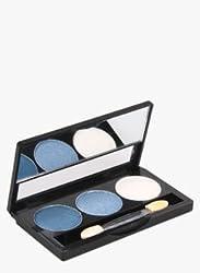 Coloressence Satin Eyeshades Blue hues 2.5gX3