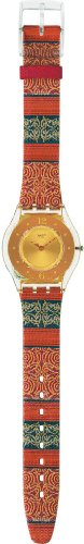 Swatch Skin Classic Sweet Sarong Champagne Dial