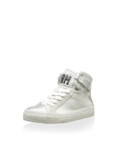Crime London Zapatillas abotinadas 41216S15 Blanco