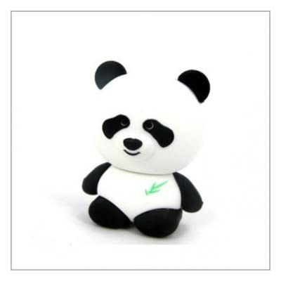 16GB SMILEDRIVE CUTE PANDA SHAPED USB PENDRIVE