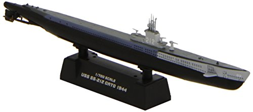 Easy Model USS Gato Class SS-212 Model Kit (Submarine Model compare prices)