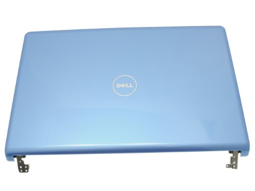 "Dell Inspiron 1764 17.3"" Lcd Back Cover Lid Top With Hinges - R8T9K"