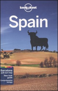 Lonely Planet Spain (Full Color Country Travel Guide)