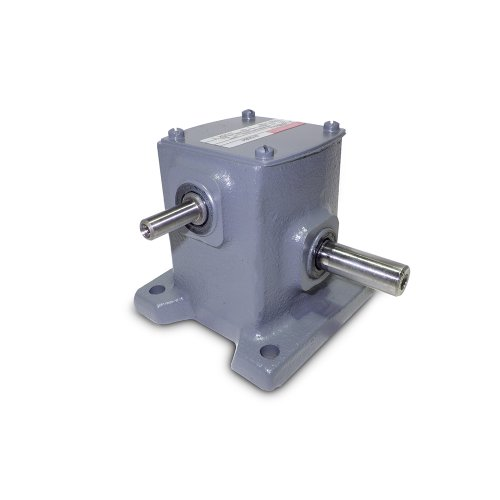 Boston Gear 309B40J Enclosed Speed Reducer, Sub-Fractional Horsepower, Worm Gear, 40:1 Ratio, 0.07 horsepower Input, 1750 RPM Input, .022 HP Output, 43.2 RPM Output, B BASE POSITION (Worm Gear Reducer compare prices)