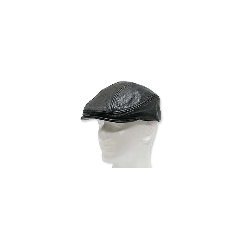 New STOCKTON DRIVING CLASSIC Leather Ivy Cap Hat on PopScreen 2b7c9df1318e