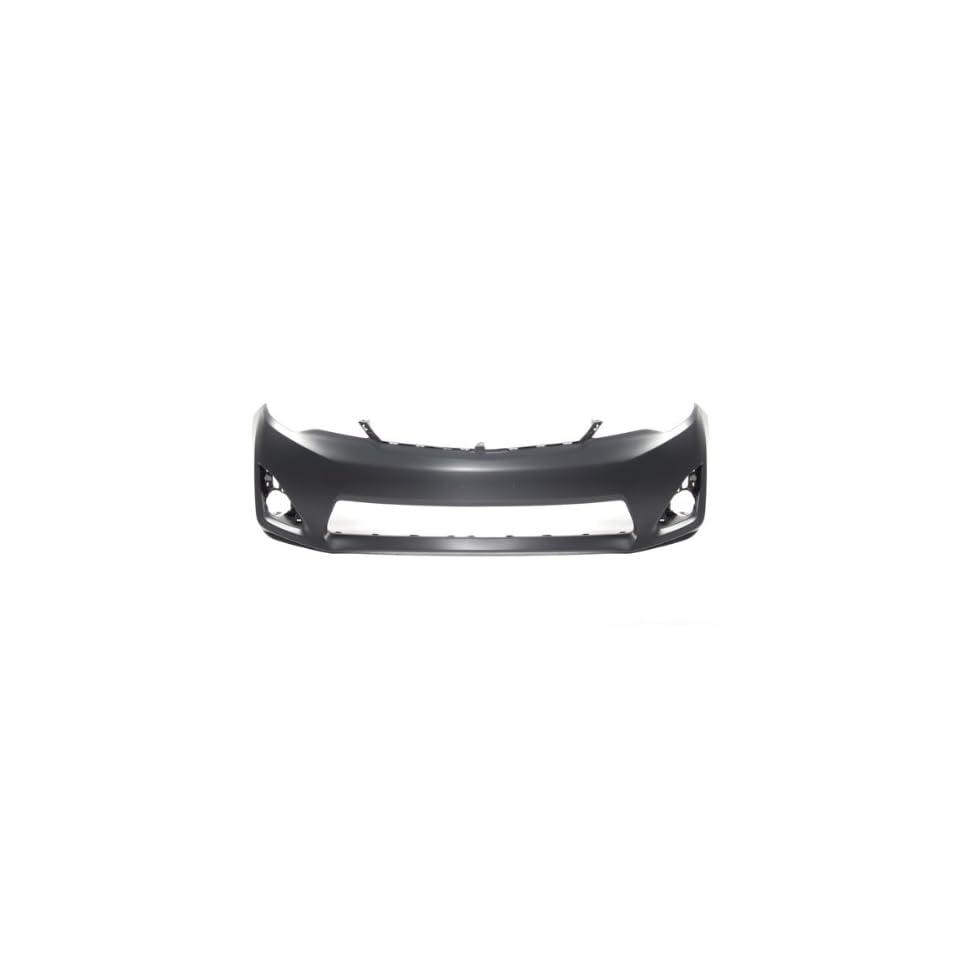 CarPartsDepot, Front Bumper Cover New Primed Facial Plastic Replacement, 352 442267 10 PM TO1000378 5211906974?