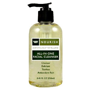 trader joe 39 s nourish all in one facial cleanser facial cleansing products beauty. Black Bedroom Furniture Sets. Home Design Ideas