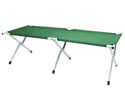 Houseables Camping Cot 300 Lbs 75 Portable Folding Military