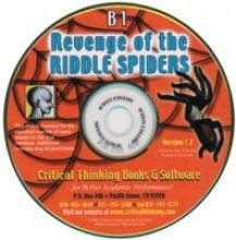 Revenge. Of the Riddle Spiders B1 - 1