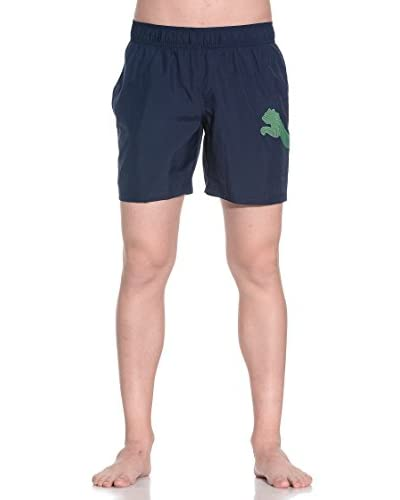 PUMA Shorts da Bagno Active Big Cat Beach Shorts [Blu]