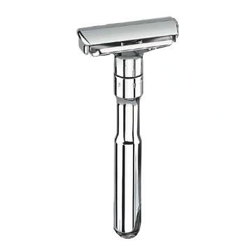 Merkur Futur 761 Safety Razor with Chrome Finish