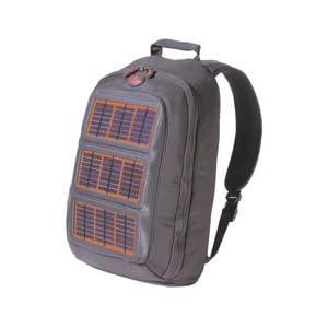 Converter Solar Charging Bag, Orange Panels