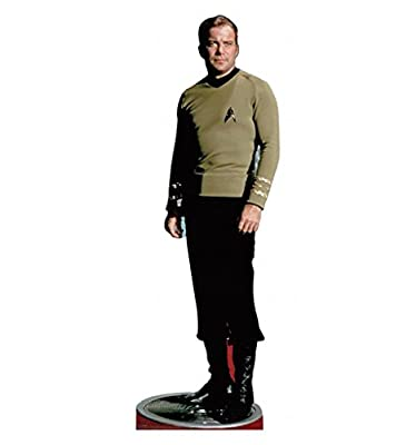 Classic Star Trek - Advanced Graphics Life Size Cardboard Standup