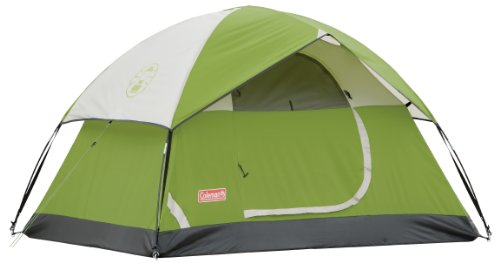 Coleman Sundome 7-feet by 5-feet 2 Person Tent