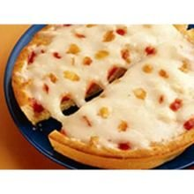 Tonys 51 Percent Whole Grain 50/50 Mozzarella Cheese Pizza, 5 Inch -- 60 Per Case.