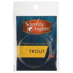 Scientific Anglers Mastery Series Freshwater Leader - Trout / Panfish
