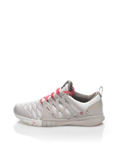 REEBOK Sneaker Zrx Tr [Bianco/Grigio]