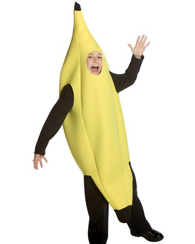 Rasta Imposta - Banana Deluxe Child Costume