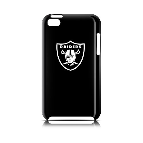 NFL Oakland Raiders Varsity Jacket Hardshell Case for iPod Touch 4th Generation at Amazon.com