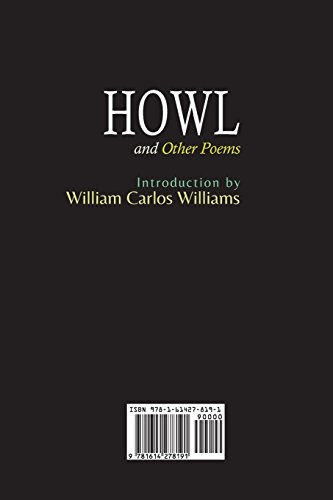Howl, and Other Poems (Pocket Poets)