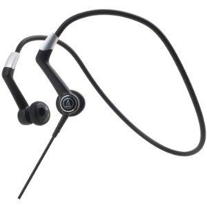 Audio-Technica ATH-CP700BK Backband Design SonicSport headphones ( earphone ) [parallel import goods]