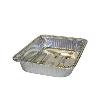 Disposable Large Roaster with Raised Ribs Case Pack 12 Home Kitchen Furniture Decor