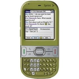 Amazon.com: Palm Centro 690 Green Sprint Cell Phone: Cell Phones