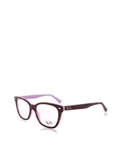 Ray-Ban Women's 5310 5240 Eyeglasses, Tortoise/Lavender