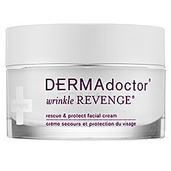 DERMAdoctor Wrinkle Revenge Rescue & Protect Facial Cream 50ml