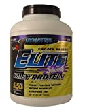Dymatize Nutrition Elite Whey Protein Powder, Smooth Banana, 5 Pound