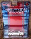 '65 Ford Mustang Notchback Silver 1:64 Die Cast