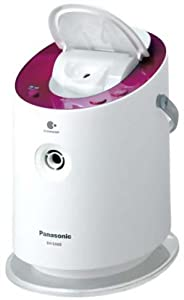 Panasonic Nanoe Nano Care EH-SA60-P Pink Ion 2 Way Steamer (Japan Import)
