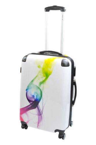 Koffer Trolley-Reisekoffer Hartschale