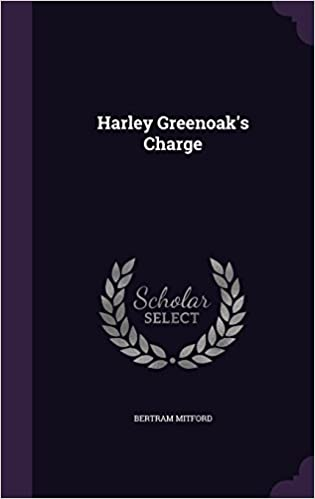 Harley Greenoak's Charge