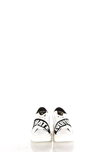Sneakers Donna Shop Art 38 Bianco #8007 Autunno Inverno 2016/17