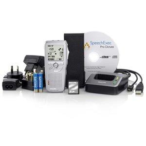 Philips Lfh9600/Sr Digital Pocket Memo With Speech Exec Pro Dictation Software
