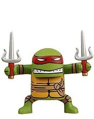 Picture of NECA Teenage Mutant Ninja Turtles Stylized Figure BATSU Raphael (B002XOG2BC) (TNMT Action Figures)