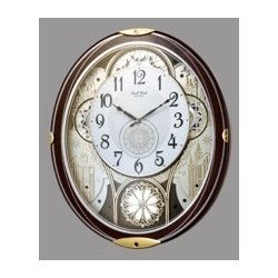 Gala by Rhythm Clocks - Americana Melodies