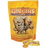 The Ginger People Gin Gins Hard Candy - 3 oz