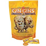 Ginger People Gin Gins Hard Candy Bag ~ Ginger People