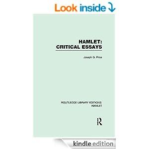 Critical essays on hamlets revenge - buy essay, runnermarketing it