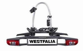 Westfalia Portilo Towbar Mounted Folding 2 Bike Cycle Carrier