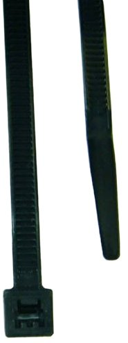 L.H. Dottie Dt14Hb Cable Tie, Heavy Duty, 15.09-Inch Length By 0.3-Inch Width By 0.076-Inch Thickness, Uv Black, 50-Pack