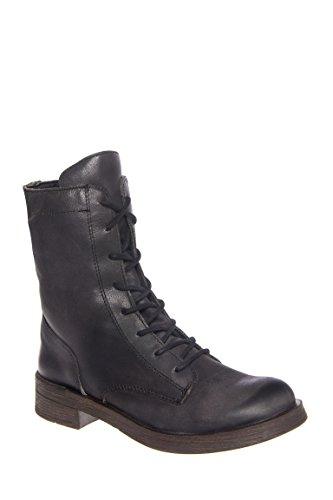 Amy Low Heel Boot