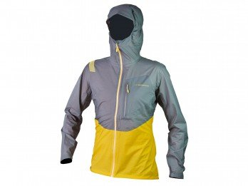 La Sportiva Giacche Softshell Hail Jkt Nugget/Grey L