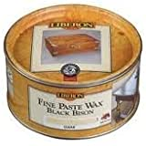 Liberon Black Bison Paste Wax 500 ml 004153