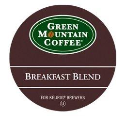 Green Mountain Breakfast Blend 48 Count K Cups