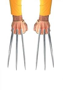 Wolverine Origins Adamantium Adult Claws Size One-Size