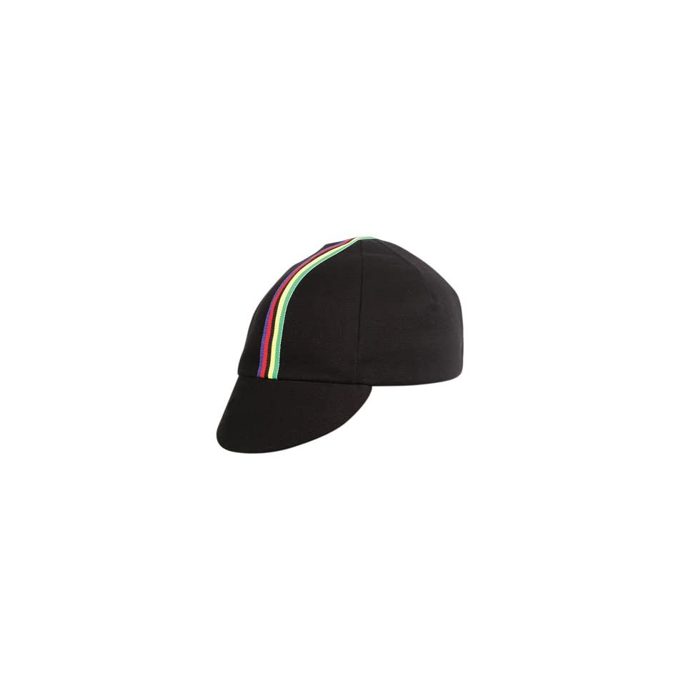 afd61e08a3d53 Pace Cycling Cap World Champ Black on PopScreen